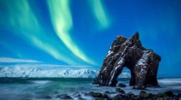 7 мест на Земле, где северное сияние особенно впечатляет