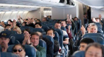 5 причин перестать аплодировать при приземлении самолета