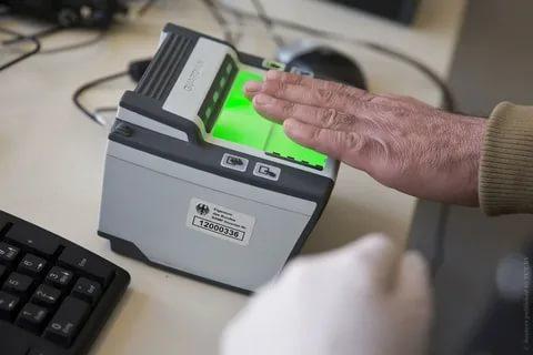 Как и когда проводится биометрия для шенгенской визы